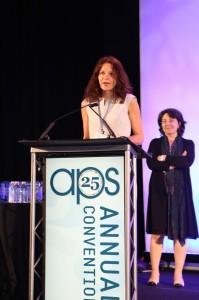 APS Award Speech